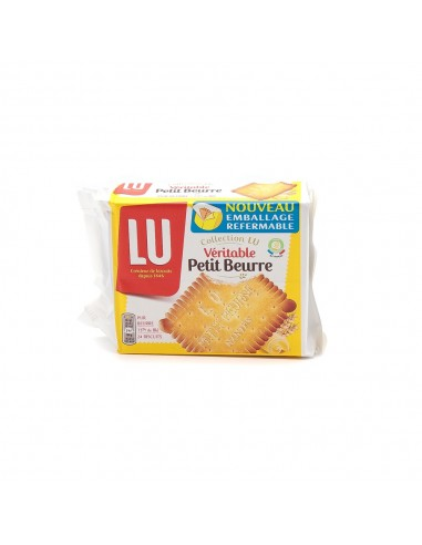 Véritable petit beurre LU 140 sachets...
