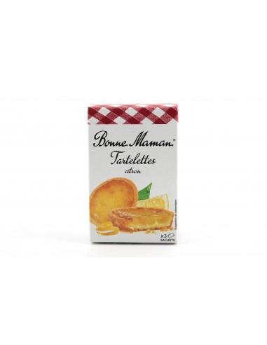 Tartelettes au citron Bonne Maman 18...