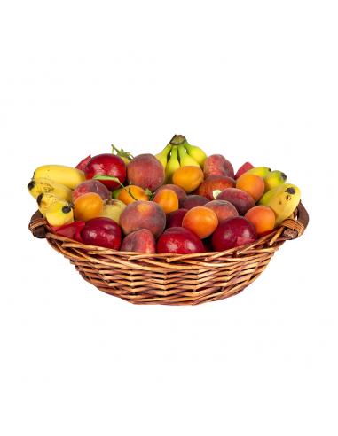 Corbeille de fruits bio 8 kilos