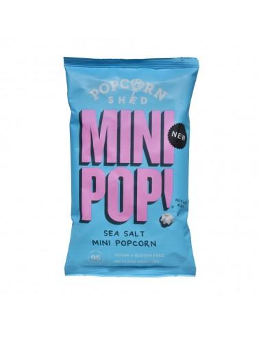 Mini popcorn salé vegan Popcornshed 20gr