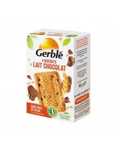 Biscuit lait choco Gerblé 18 sachets...