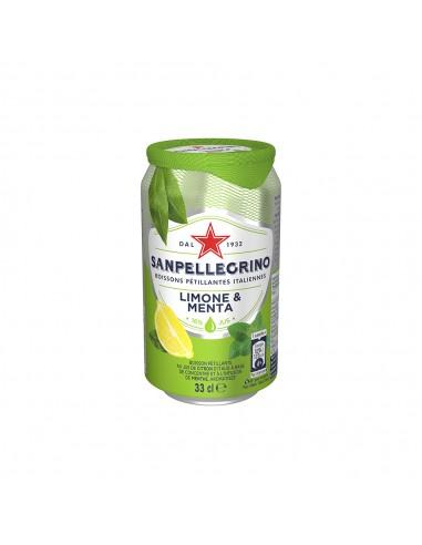 San Pellegrino Limone & Manta 33cl x 24